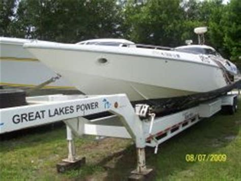 neff yacht sales used 46 foot cougar offshore race high - Spirit Of America Race Boat