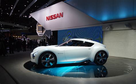 nissan small sports car poll nissan weighs three choices for electric car