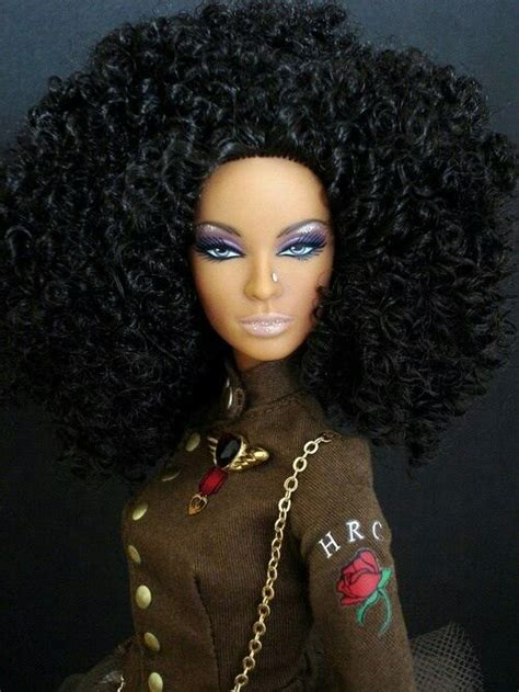 black doll afro 17 best images about on poppies
