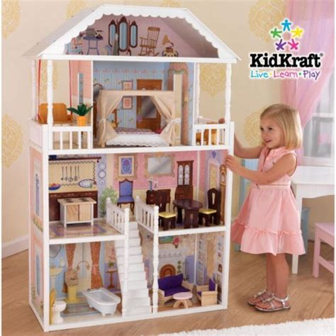kid kraft doll house best christmas ever the doll house