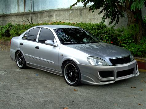 Nissan Sunny B15 Modified