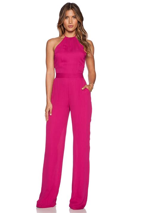 Lova Jumpsuit Pink by 1000 Ideas About Pink Jumpsuit On Jumpsuits