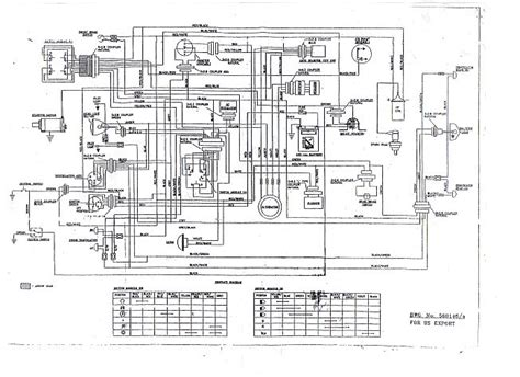 bullet headlight wiring diagram gallery wiring diagram