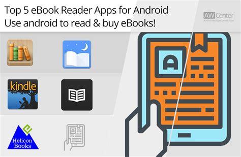 best ereader for android top 5 ebook reader apps for android android to read buy ebooks
