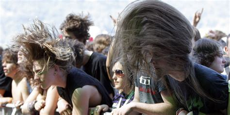 Sho Metal Untuk Memanjangkan Rambut kenapa musisi berambut panja artikel musik