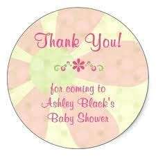 thank you for attending baby shower 1000 images about thank you notes on baby