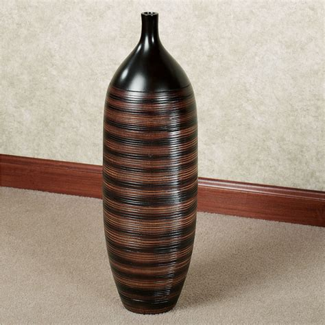 valen decorative floor vase