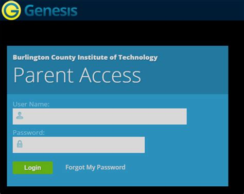 genesis student access about us parent student genesis links