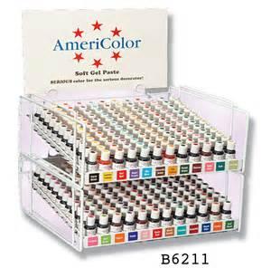 americolor food color americolor color rack