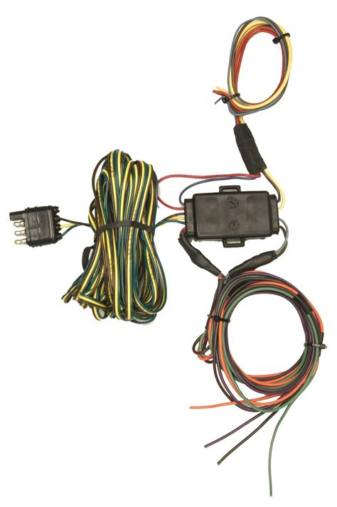 towing solutions 56107 gmc towed vehicle wiring kit
