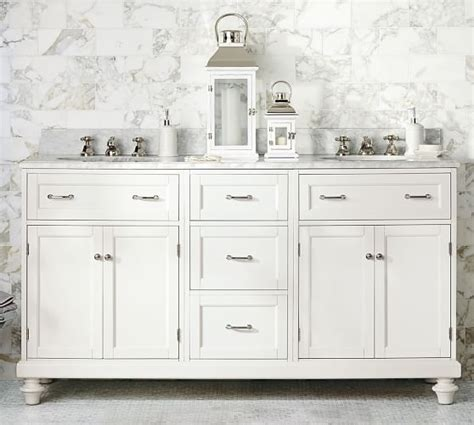 custom double sink bathroom vanity custom classic double sink console with doors storage