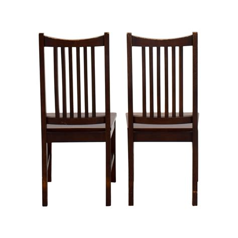 Used Wood Dining Chairs Chairs Used Chairs For Sale
