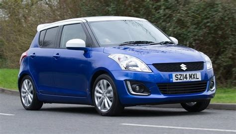 suzuki swift sz  special edition review top speed