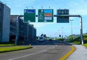 Auckland Airport Rental Car Return Europcar Returning A Car Hire To Cork Airport