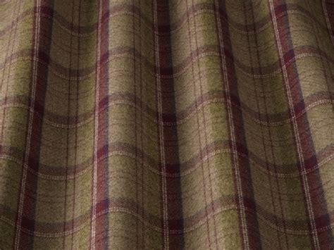tweed curtain material iliv lana tweed curtain fabric berry