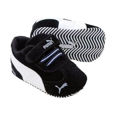 Sepatu Bayi Black Prewalker Shoes Jual Prewalker Sepatu Bayi Black White