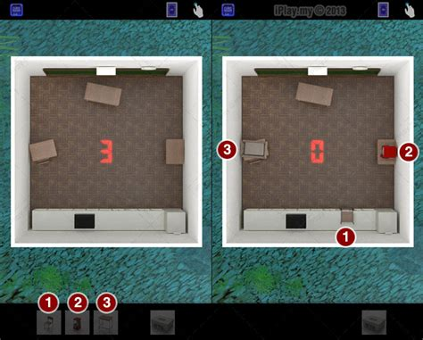 Room Escape Walkthrough by Cubic Room 2 Room Escape Walkthrough Iplay