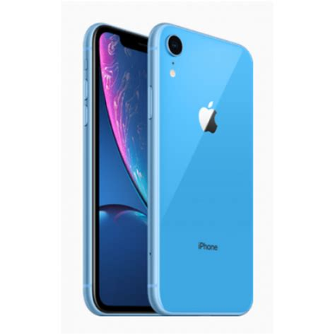 apple iphone xr 6 1 inch 64gb blue mrya2zd a