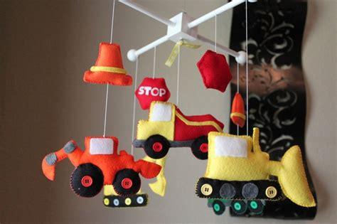 Truck Crib Mobile by Discover And Save Creative Ideas