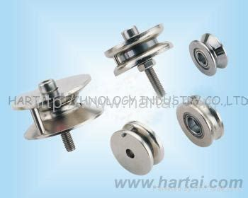 wire guide ceramic wire guide pulley ceramic roller guides roller