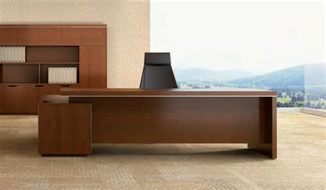 credenza table design contemporary office table with side credenza boss s cabin
