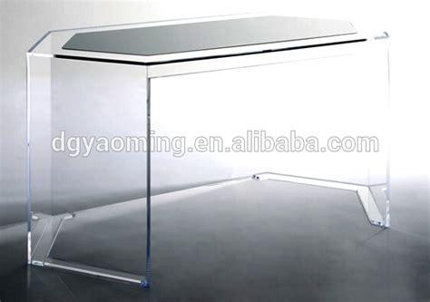 plexiglas schreibtisch acryl b 252 ro schreibtisch table kaffeetisch produkt id
