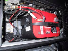 porsche cayman battery replacement optima battery install misc parts rennlist discussion