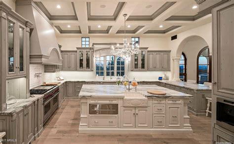 mediterranean style mansion  scottsdale arizona homes