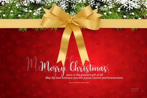 merry christmas jesus   reason believersevercom