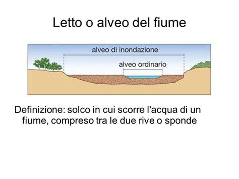 letti di fiumi 1 laghi 2 fiumi 3 falde acquifere ppt