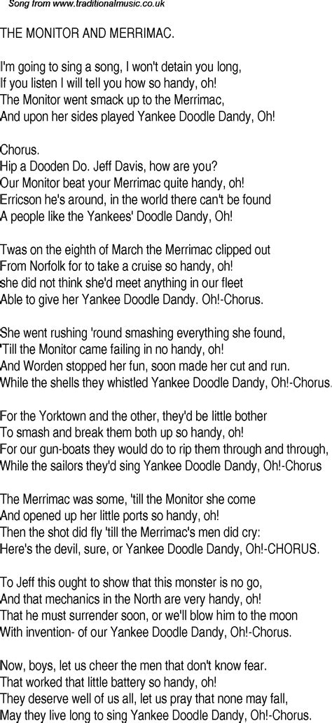doodlebug song yankee doodle lyrics www pixshark images galleries