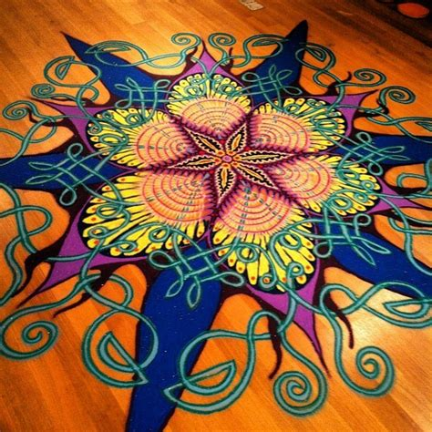 sand painting best 25 sand painting ideas on brown