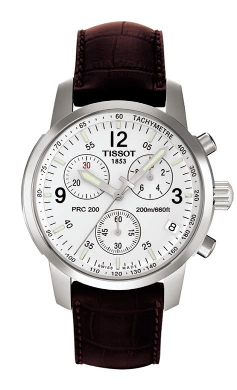 mens tissot watches sale stylish t17 1 516 32 tissot prc200 mens chronograph