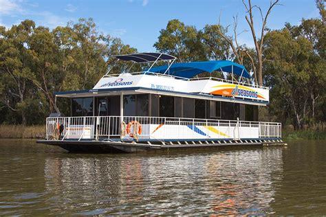 house boats murray all seasons houseboats murray river mildura victoria
