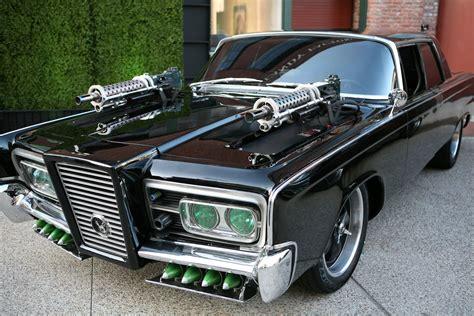 Green Hornet Auto by Green Hornet S 1966 Chrysler Imperial Black To Be
