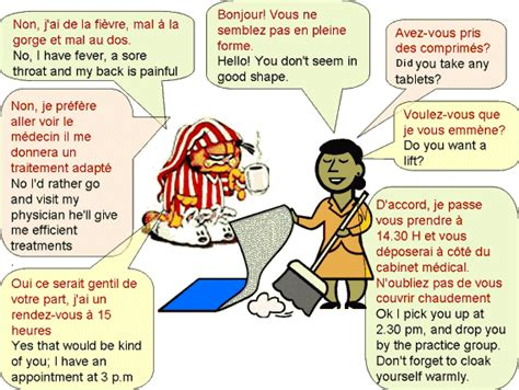 Traduction Banc En Anglais by Dialogue J Ai Besoin D Un M 233 Decin Anglais
