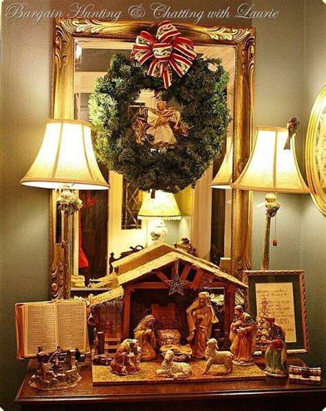 presepio de natal christmas christmas decorations