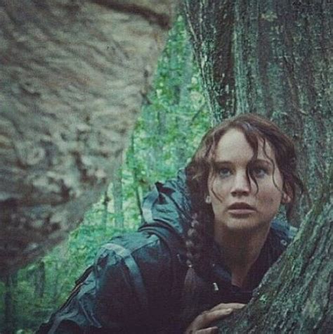katniss and the tracker jacker nest the hunger games