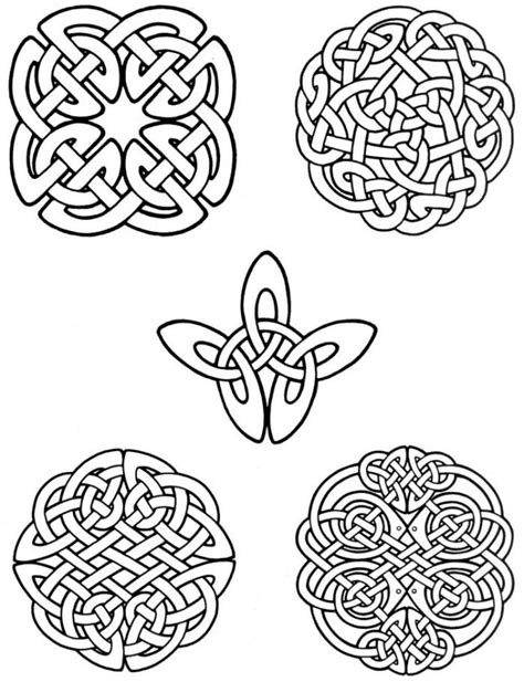 coloring pages of celtic designs celtic cross coloring page coloring home