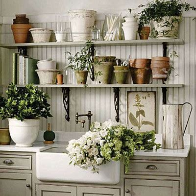 potting benches a spring thing