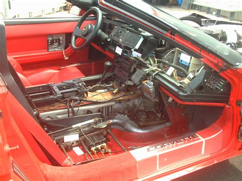C4 Corvette Interior Upgrades by Xvon Image Corvette C4 Interior Parts