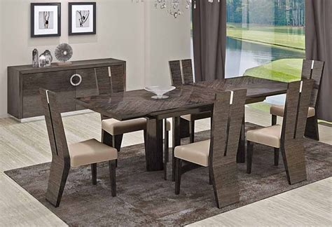 Classic Italian Dining Room Furniture Italian Dining Room Sets Furniture Classic 4 Giorgio Modern Table Igf Usa