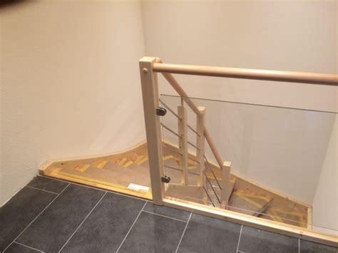 handlauf für treppe metall treppe idee