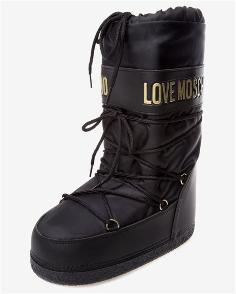 moschino snow boots moschino snow boots bibloo