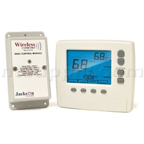 jackson comfort systems buy jackson systems wct 32 wireless comfort programmable