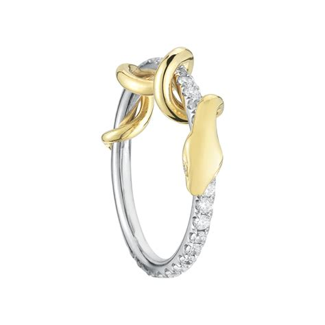 pave snake ring finn jewelry