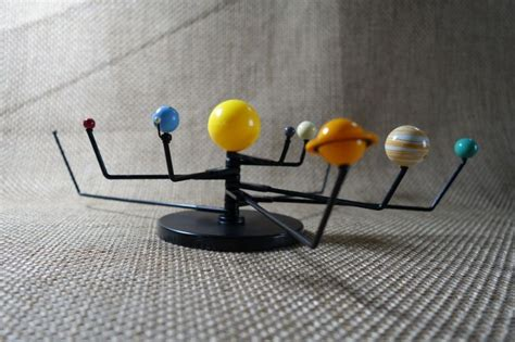 Handmade Solar System - solar system model from kit diy ogel s projects