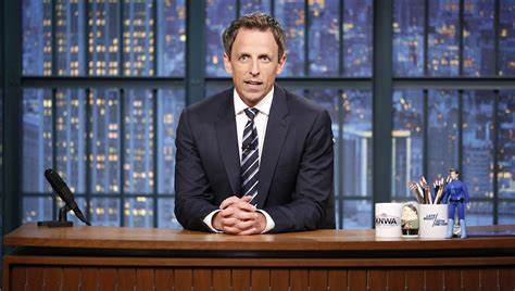 late night seth meyers nbc com sit down stand up seth meyers on the swiftly evolving