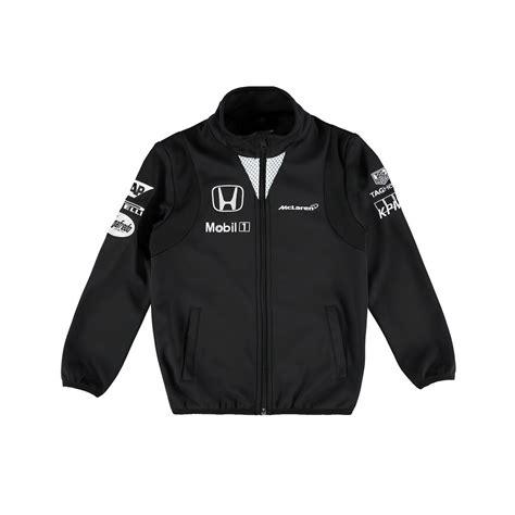 2015 mclaren honda f1 team softshell jacket