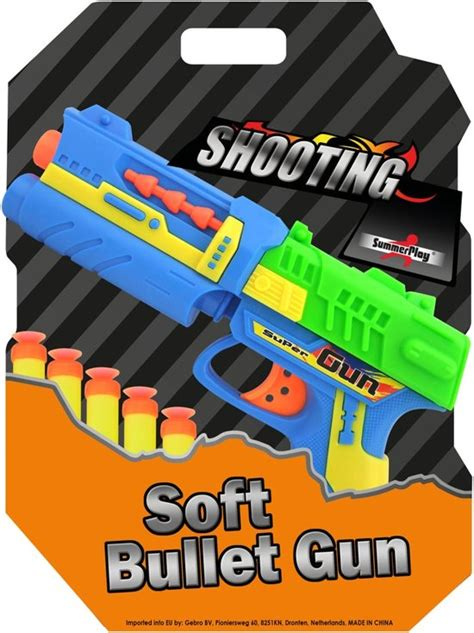 Soft Bullet Gun by Bol Soft Bullet Gun